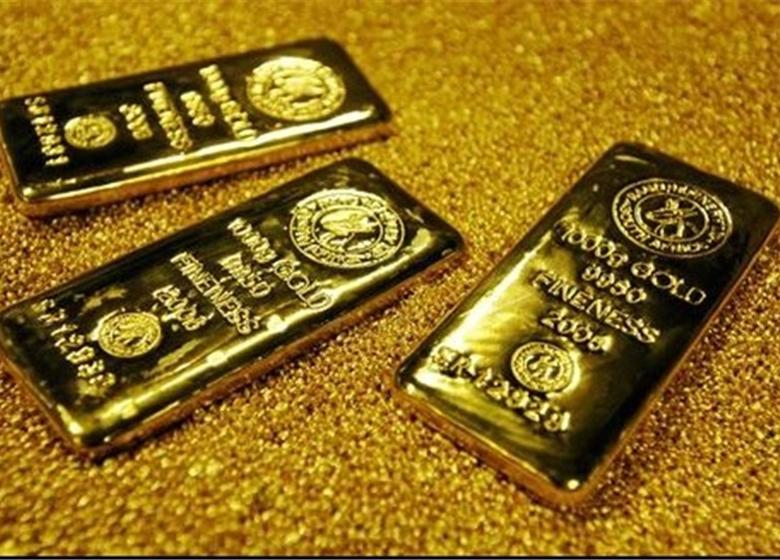 طلا ۱۲۶۸ دلار شد