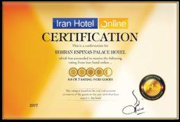 هتلهای منتخب تهران از دیدگاه مشتریان