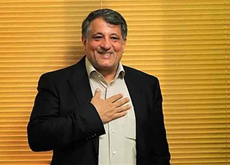 حضور رئیس شورای شهر در سینمای آزادی
