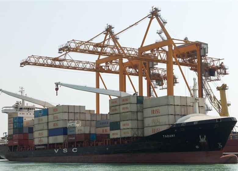 صادرات آمریکا به ایران نصف شد