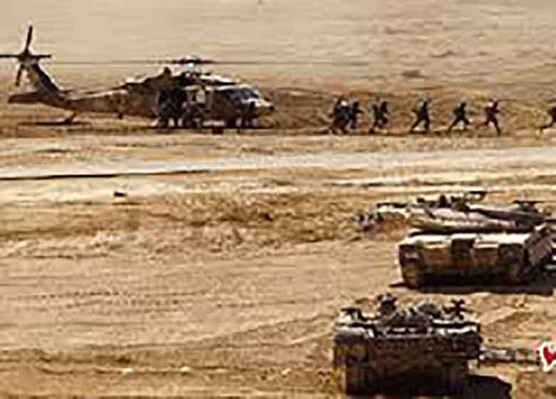 آیا رزمایش تازه اسرائیل با هدف آماده سازی برای جنگ با ایران است؟