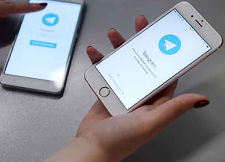 تلگرام یک دفترچه یادداشت امن است؟
