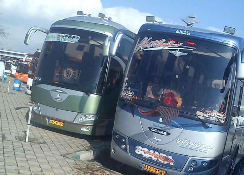 مقام مسئول: نظارت بر عملکرد رانندگان حمل و نقل عمومی افزایش یافت