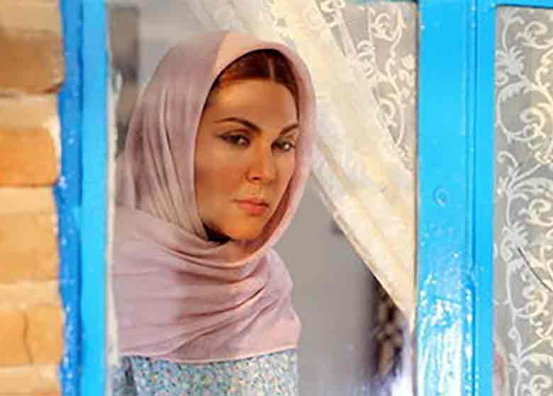 خانم بازیگر را در «دریاچه ماهی» ببینید