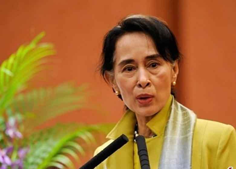 ادعای عجیب سوچی: اخبار منتشر شده درباره مسلمانان روهینگیا جعلی است!