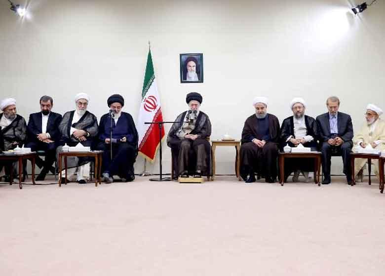 رهبر معظم انقلاب اسلامی: مجمع باید انقلابی، فکر و عمل کند و انقلابی باقی بماند