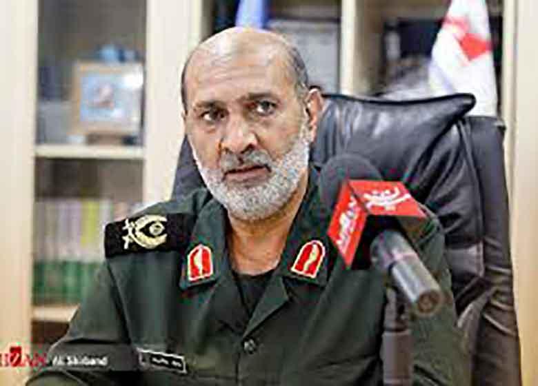 معاون سیاسی سپاه: طرح رفراندوم کردستان برای بهره برداری خانوادگی است
