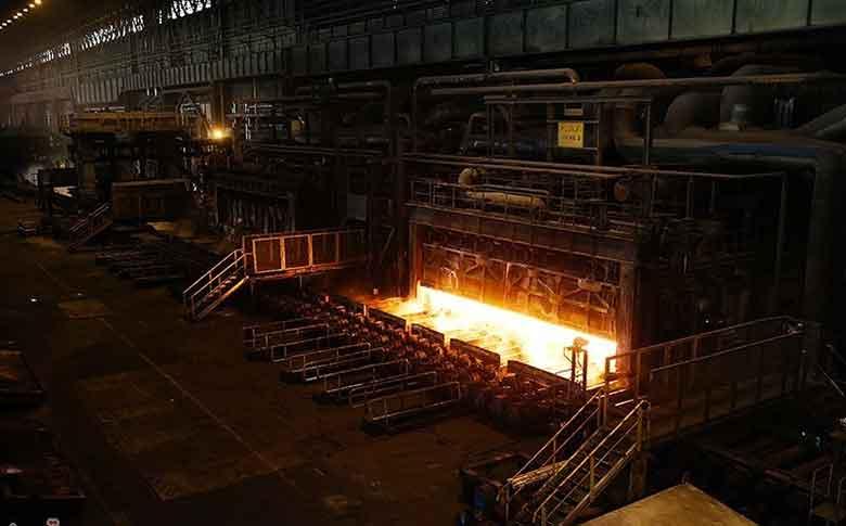 تولید آهن اسفنجی با خلوص بالای ۹۴ درصد در کارخانه فولاد میانه