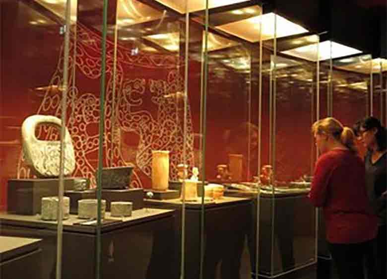 بازگشت ۴۴۶ شیء تاریخی به موزه ملی