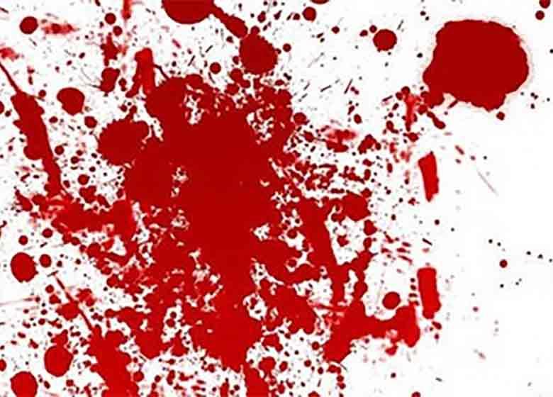 پشت پرده جاری شدن خون از یک گورستان