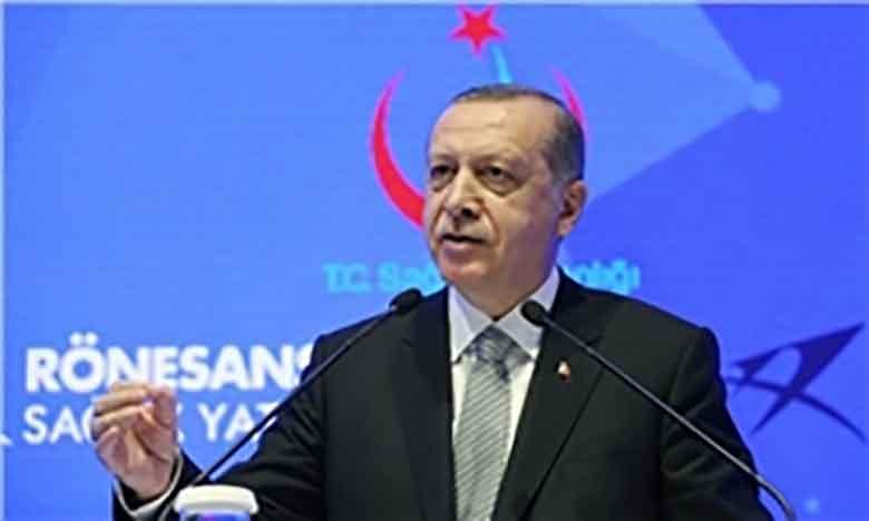 اردوغان: توافق ما با روسیه درباره اس ۴۰۰، آمریکا را عصبانی کرد