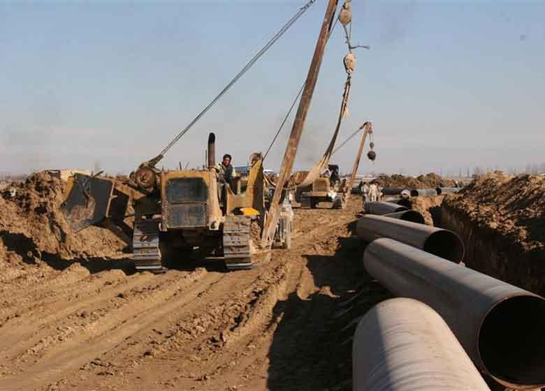 پاکستان تحت فشار عربستان پروژه واردات گاز ایران را متوقف کرد