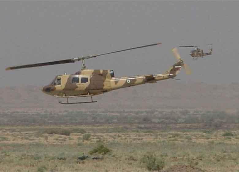 فرمانده هوانیروز ارتش سانحه پروازی در تبریز را تکذیب کرد