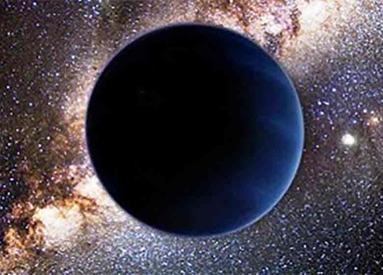 کره زمین از چند سیاره رصد می شود؟