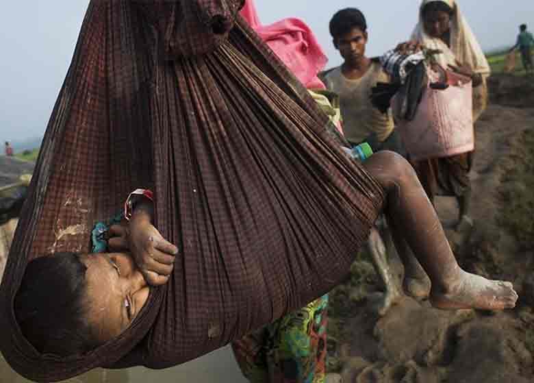 ارسال محموله ۱۰۰تُنی ایران برای مسلمانان روهینگیا