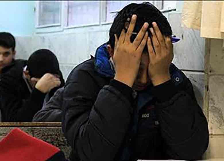 شیطنت یک دانش آموز تمام ماجرای لو رفتن سئوالات امتحانی