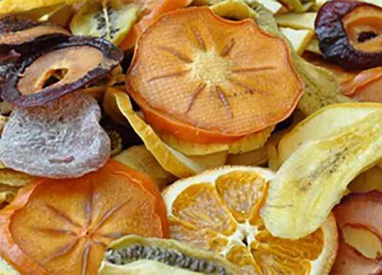 هرگز میوههای خشک و آلو و لواشک خانگی نخرید