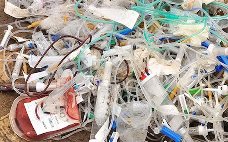 بی خطرسازی پسماند عفونی در بیمارستانها مورد تائید نیست
