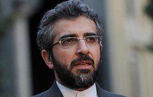 آقای باقری شما معنی زانو زدن ایران را نفهمیدید