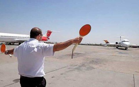 برخورد فرودگاه نجف با پروازهای ایرانی عجیب است