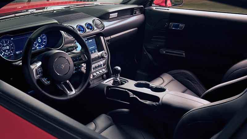 فورد موستانگ GT با پکیج جدید معرفی شد