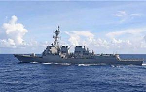 آمریکا: به یک قایق ماهیگیری ایرانی، پس از حمله دزدان دریایی کمک رساندیم