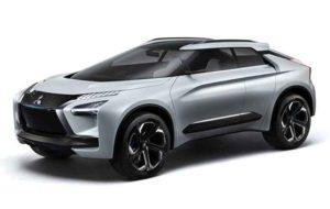 خودروی مفهومی میتسوبیشی EV رونمایی شد