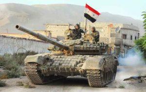 معارضان سوریه: اگر حضور ایران نبود در جنگ سوریه پیروز میشدیم