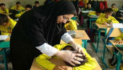 چرا شپش در مدارس شمال تهران شیوع بیشتری دارد؟