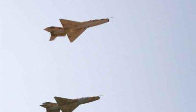 53 25 جنگندههای اف۷, بمبهای هوشمند, اهداف فرضی