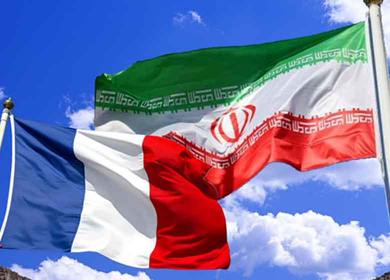 امضای ۴ توافقنامه همکاری میان ایران و فرانسه