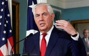 اعمال فشار آمریکا برای نزدیک کردن بغداد به ریاض/ ایران از بیاطلاعی تیلرسون، بهرهبرداری کرد