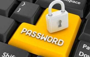 رمزعبور را فراموش کنید!