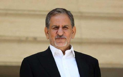 معاون اول رئیس جمهور به تهران بازگشت