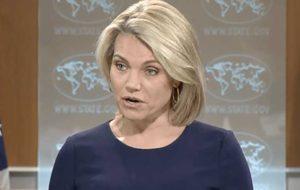 آمریکا ادعای سعودی علیه ایران را تایید نکرد: نمیدانیم مسئول شلیک موشک به عربستان کیست