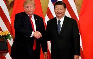 اَبَرقرارداد تجاری چین و آمریکا امضا شد
