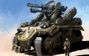 تانکهای مخوف آینده چه شکلی خواهند بود؟