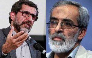 محسن آرمین خطاب به سردار نجات، رئیس سازمان اطلاعات سپاه: شما شهیدبهشتی را التقاطی می دانستید