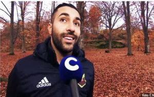 قدوس:از بازیهای اروپایی اعتمادبنفس گرفتم/بدون حمایتها،مهاجم برتر لیگ سوئد نمیشدم!