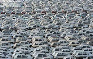 کاهش ۱۲ درصدی خرید خودرو در انگلیس