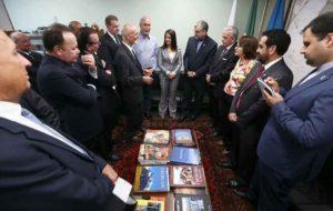 آغاز دور جدید فعالیت گروه دوستی پارلمانی برزیل و ایران در کنگره برزیل