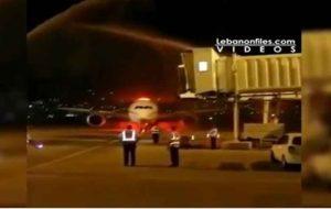 ال بی سی: هواپیمای اختصاصی سعد الحریری به بیروت بازگشت