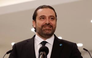 حریری: با وجود اختلافات، در مورد منافع لبنان اتفاق نظر داریم