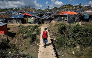 نگرانی سازمان ملل از وضعیت روحی مسلمانان روهینگیا