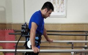 این دستگاه ایرانی به کمک بیماران ضایعه نخاعی می آید