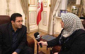 جهانگیرزاده: روابط تهران و باکو در بالاترین سطح سیاسی واقتصادی قرار دارد