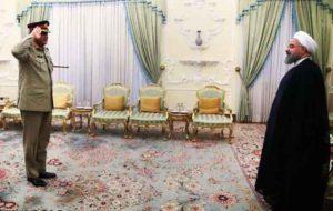 دیپلماسی آقای ژنرال/رایزنیهای فرمانده ارتش پاکستان در تهران