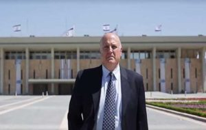 بازدید سفیر اسرائیل از یک مقبره جنجالی در شمال مصر