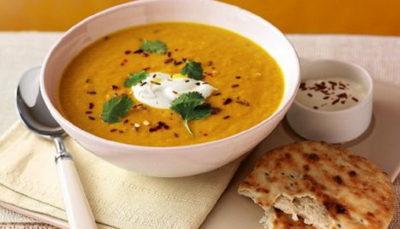 سوپ سیر و زنجبیل، مخصوص سم زدایی بدن