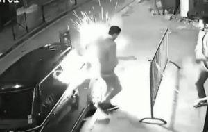 استفاده از روش برنده جایزه نوبل برای کشف دلیل آتش گرفتن باتریها